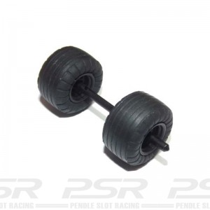Scalextric Front Axle Assembly Batmobile