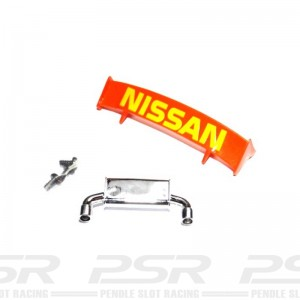 Scalextric Accessory Pack Nissan Drift Orange