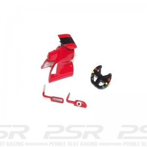 Scalextric Accessory Pack Ferrari F1 2005