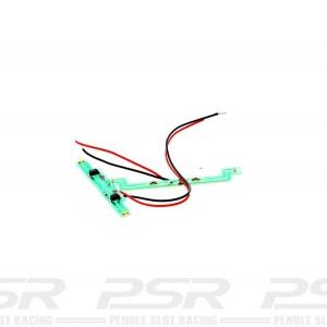 Scalextric Ferrari 330 P4 White LEDs
