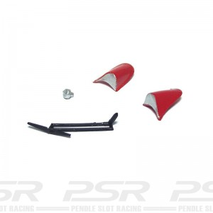 Scalextric Accessory Pack Ferrari 330 P4