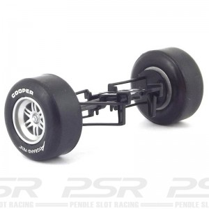 Scalextric Front Axle Assembly A1 GP