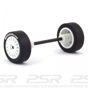 Scalextric Front Axle Assembly Ford V8