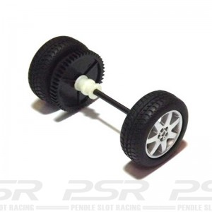 Scalextric Rear Axle Assembly Range Rover