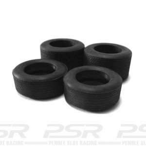 Scalextric 60s Legends F1 tyres