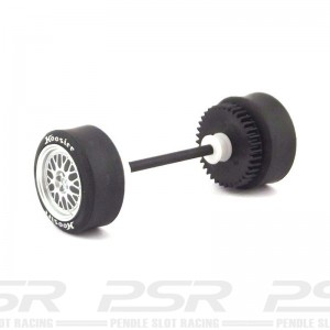 Scalextric Rear Axle Assembly Ford Mustang FR500C
