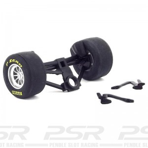 Scalextric Front Axle Assembly McLaren MP4-25