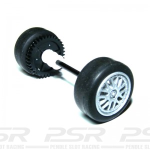 Scalextric Rear Axle Assembly Porsche 997