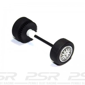 Scalextric Rear Axle Assembly BMW Mini Cooper