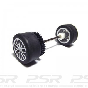 Scalextric Rear Axle Assembly Ferrari F430