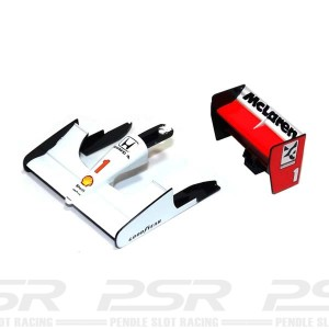 Scalextric McLaren MP4/7 Front & Rear Wing