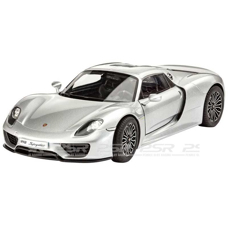 Revell Porsche 918 Spyder Model Kit 1/24 (07026