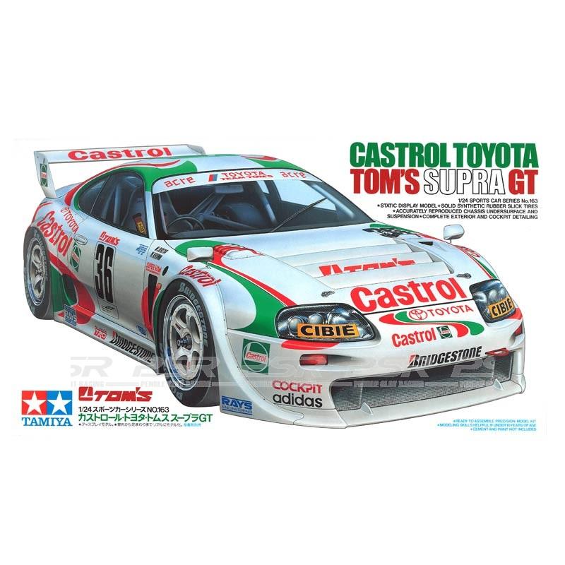 Tamiya Castrol Toyota Tom's Supra GT Kit