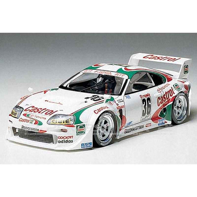 Tamiya Castrol Toyota Tom S Supra Gt Kit 24163