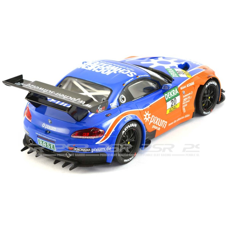 Bmw Z4 Gt3: Carrera BMW Z4 GT3 Schubert Motorsport No.20 Blancpain