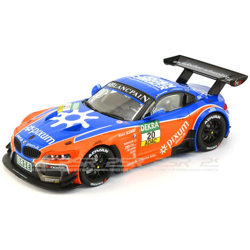 Bmw Z4 Used Cars: Carrera BMW Z4 GT3 Schubert Motorsport No.20 Blancpain