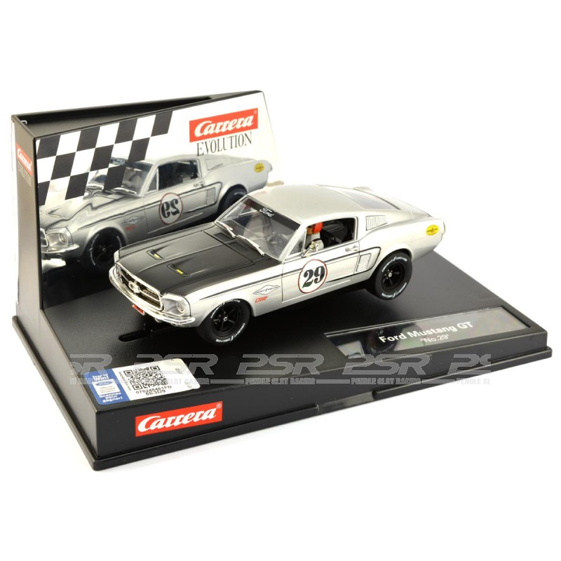carrera ford mustang gt 27554. Black Bedroom Furniture Sets. Home Design Ideas