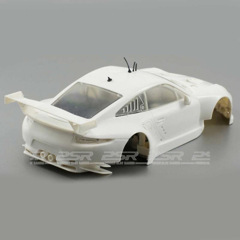 Scaleauto Porsche 911 Gt3 Rsr White Kit 1 24th Scale Sc 7047rc