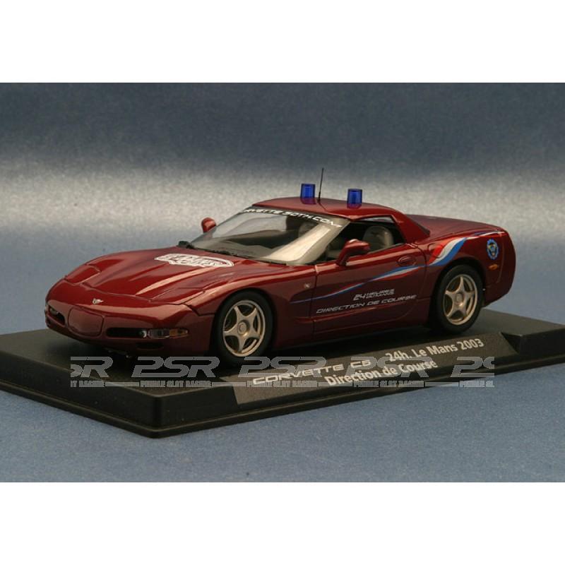 Fly Chevrolet Corvette C5 24h Le Mans Pace Car 2003 A582 88072