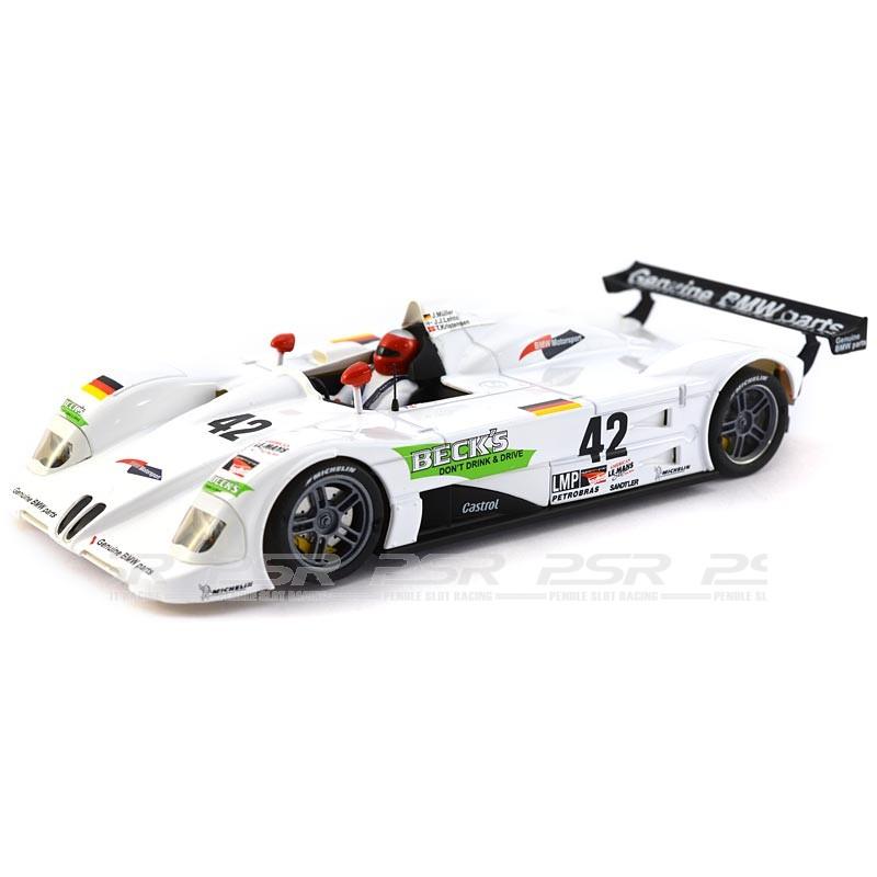 Arrow Slot BMW V12 LMR Sebring 1999 Winner