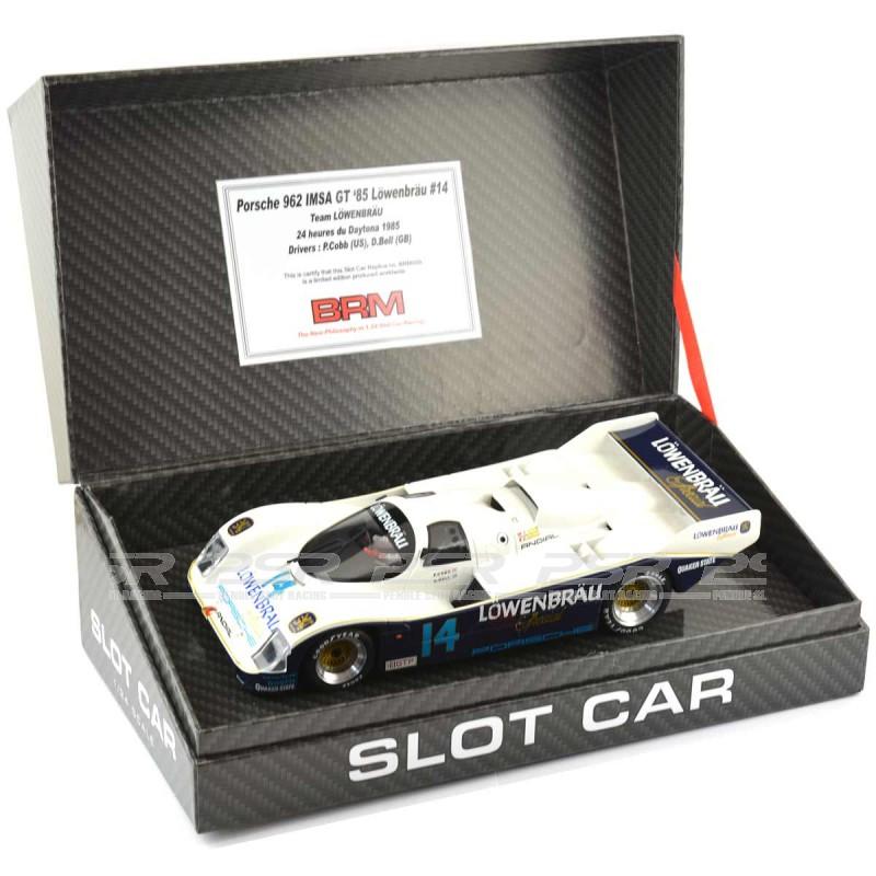BRM Porsche 962 IMSA GT No 14 Lowenbrau - 1:24th Scale