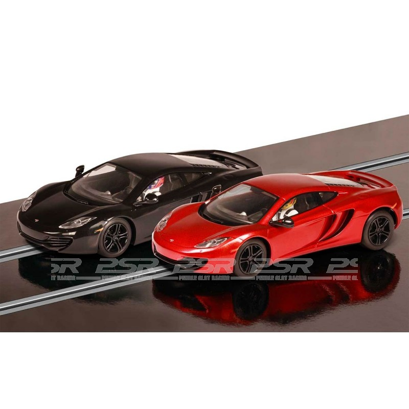 Scalextric C3171A McLaren MP4 12C Limited Edition