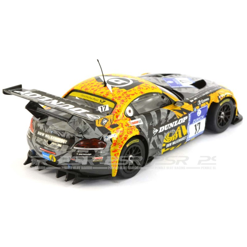 2015 Bmw Z4: Scalextric BMW Z4 GT3 No.17 24h Nurburgring 2015 (C3847