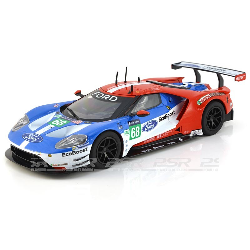 scalextric ford gt gte le mans 2017 c3857. Black Bedroom Furniture Sets. Home Design Ideas