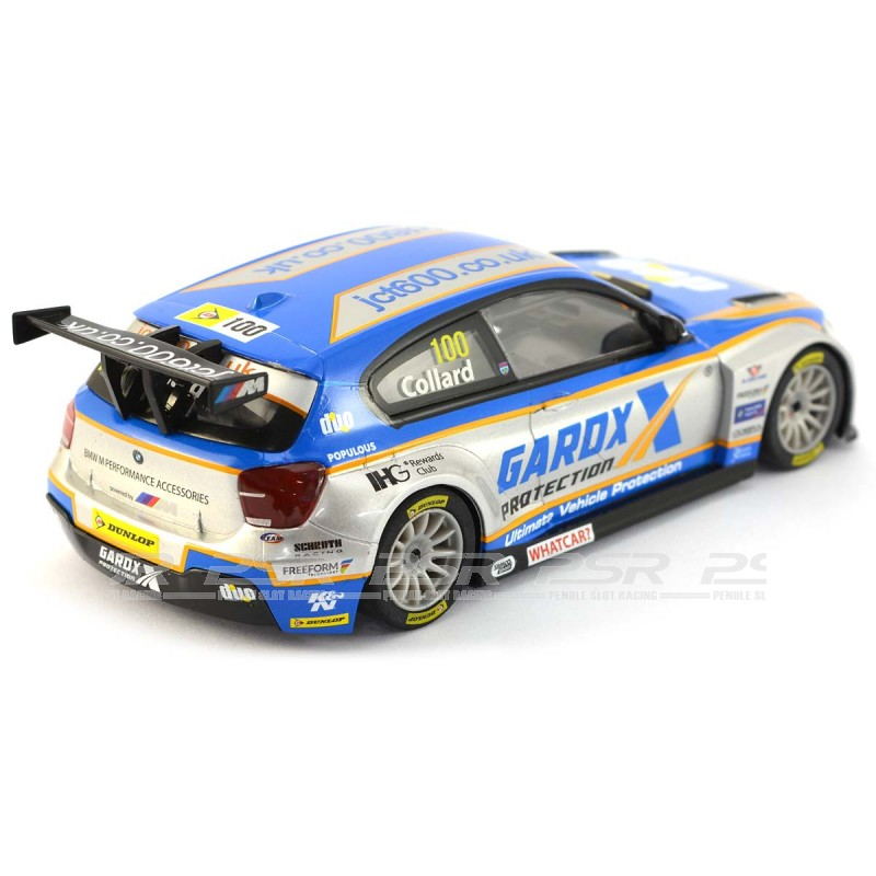 Scalextric Btcc Bmw 125 Series 1 Rob Collard C3862