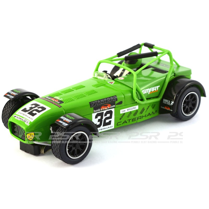 Scalextric Caterham Superlight R300-S Championship Lee