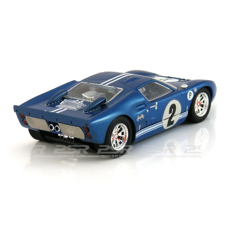 Scalextric Ford GT40 MKII No.2 Sebring 1967 (C3916
