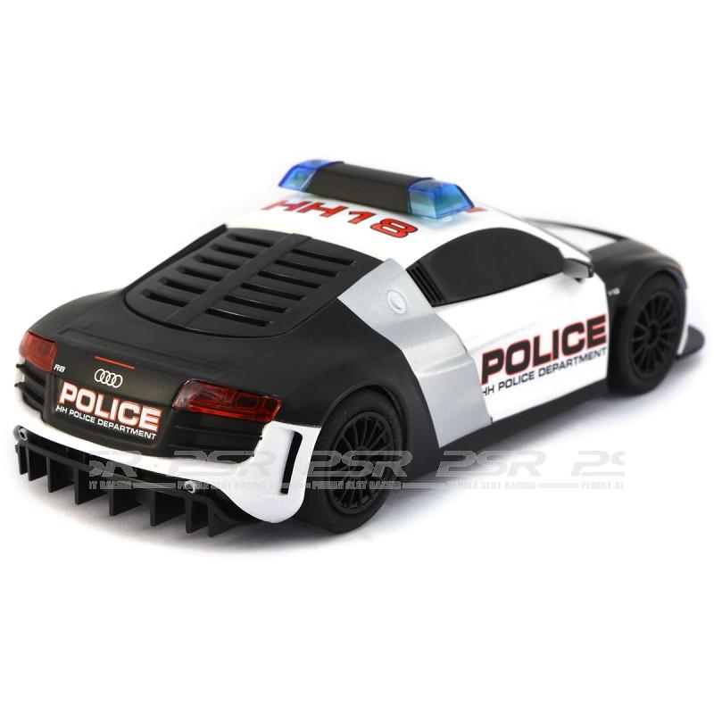 Scalextric Audi R8 Police Car C3932