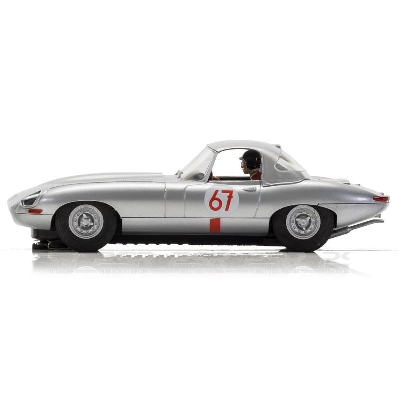 1966 Jaguar Xke Convertible: Scalextric Jaguar E-Type No.67 Nurburgring 1000KM 1963 (C3952
