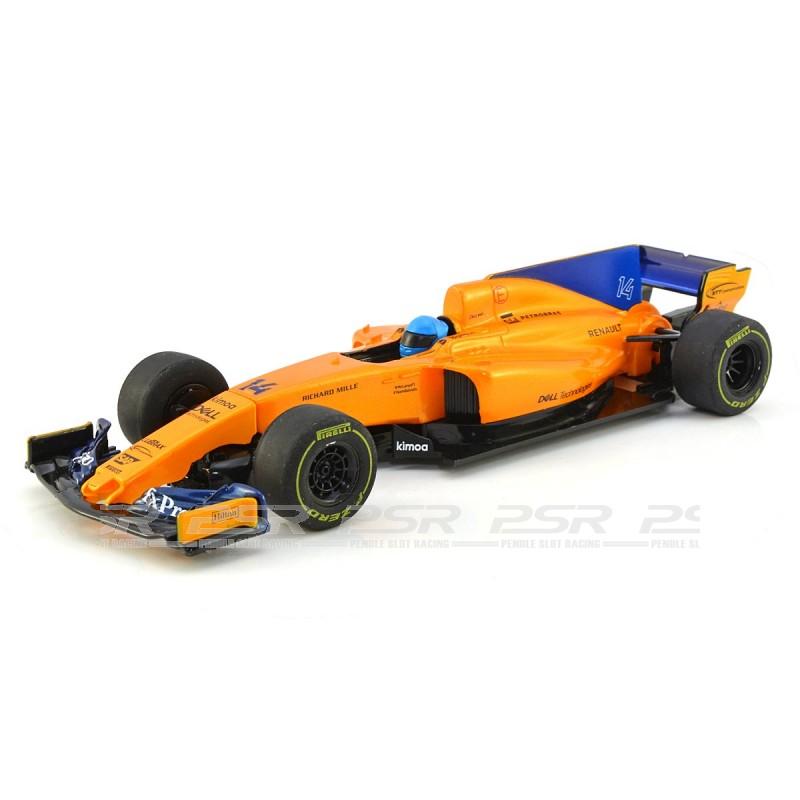 Scalextric McLaren F1 No 14 Fernando Alonso