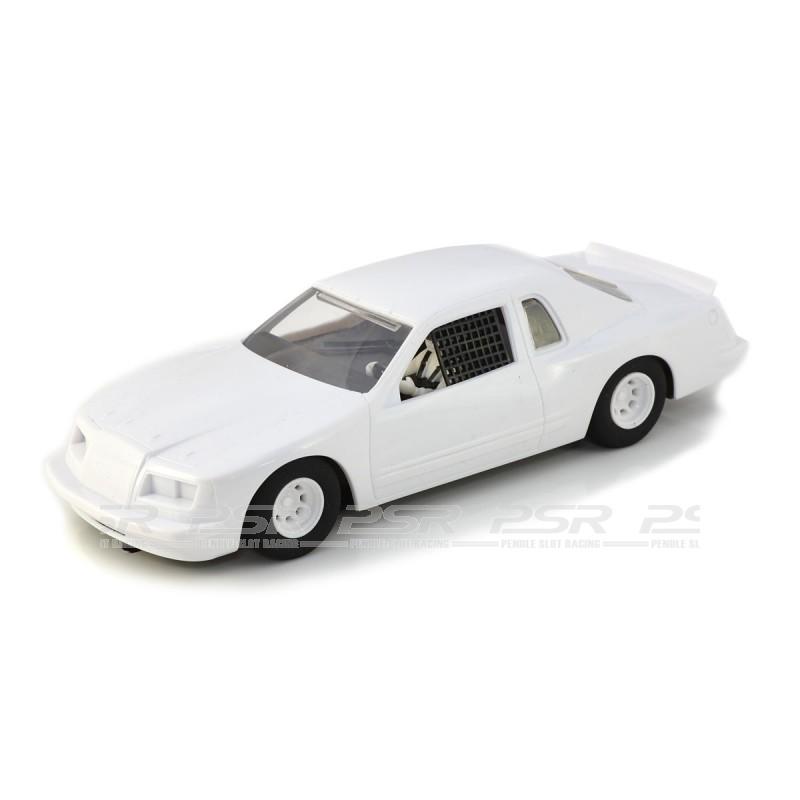 Scalextric Ford Thunderbird White (C4077)