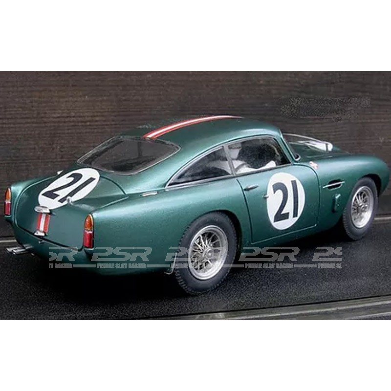 GP Miniatures Aston Martin DB4 GT Le Mans 1959 No.21