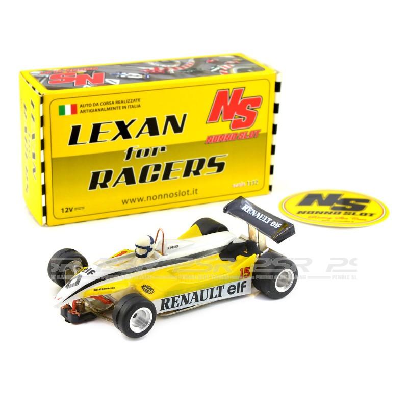 Nonno Slot Renault RE30B No 15 Alain Prost