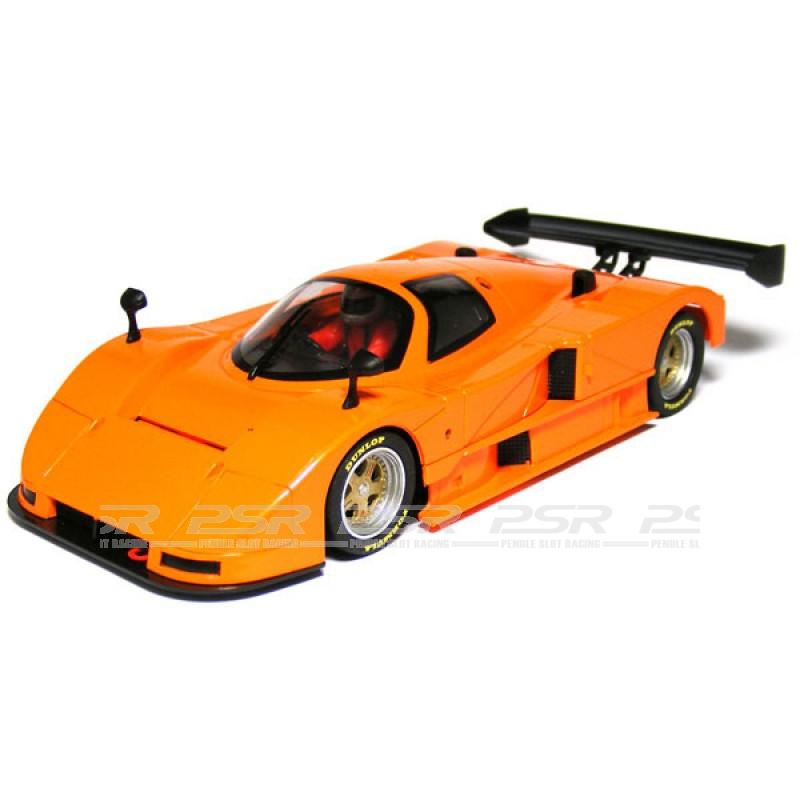 Mr Slotcar Mazda 787b Contenders Series Orange Mr1005ao