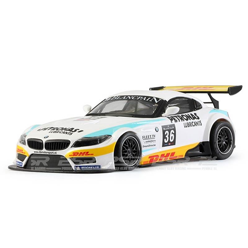 Bmw Z4 Gt3: NSR BMW Z4 GT3 No.36 Silverstone 2012 (0045