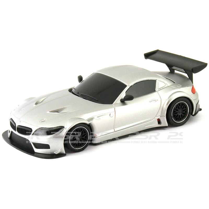 Bmw Z4 Gt3: NSR BMW Z4 GT3 Test Car Silver (NSR-1193
