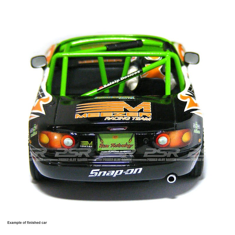New Track Slot Cars