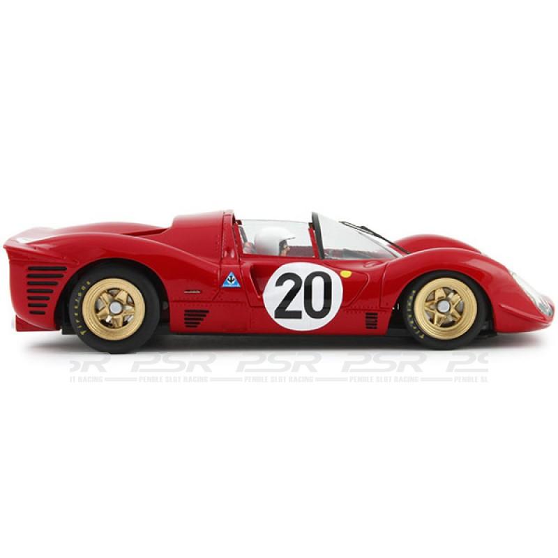 racer ferrari 330 p4 no.20 le mans 1967 (rcr68)