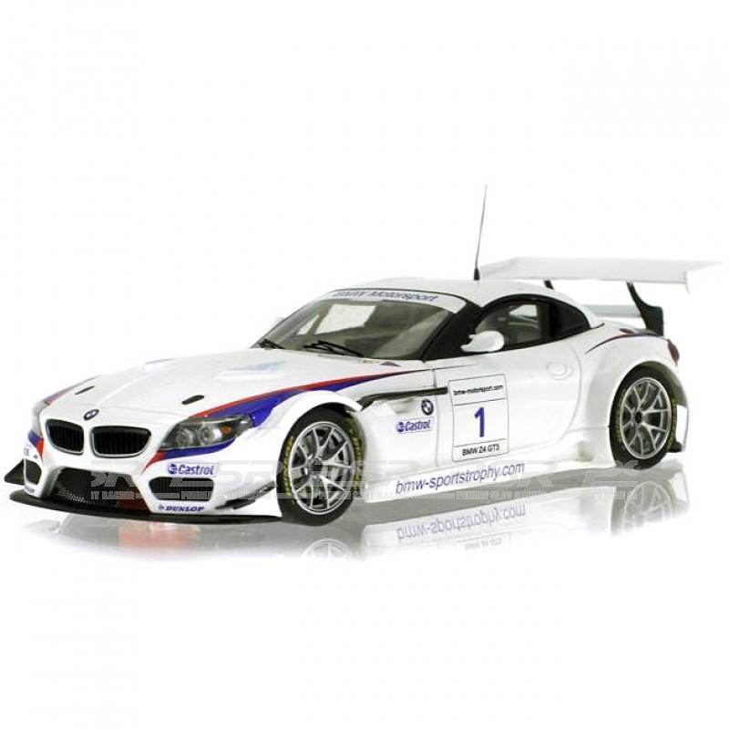 Bmw Z4 Gt3: Scaleauto BMW Z4 GT3 No.1 Presentation (SC-6017