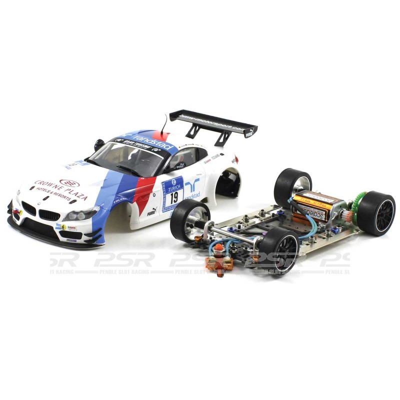 Scaleauto Bmw Z4 Gt3 No 19 Nurburgring 2013 1 24th Scale
