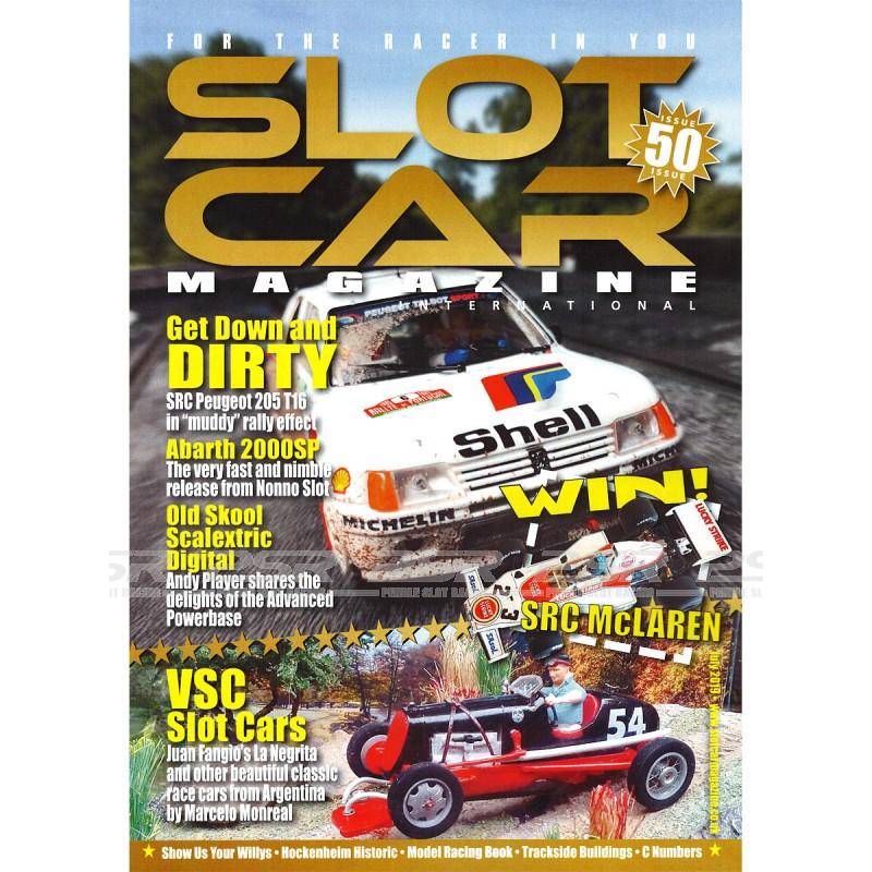 Slot Car Mag Issue 50