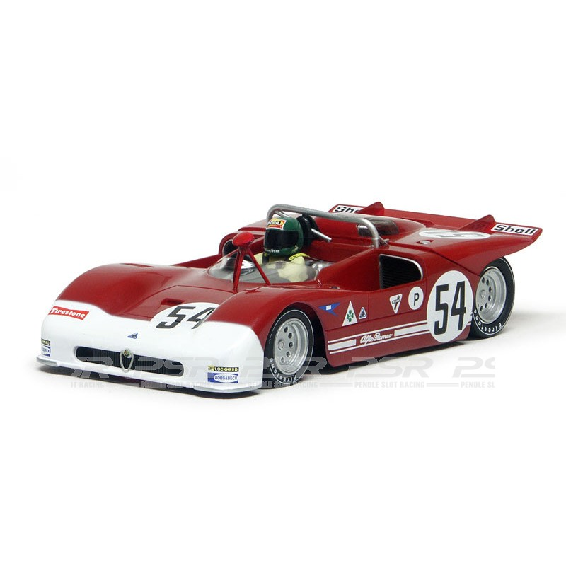 Alfa Romeo 33/3 #8 Buenos Aires CA11i $ CA15c Mazda B km Sugo 1/32 Scale Slot It out of 5 stars 3.$ Next.Special offers and product promotions.Amazon Business: For business-only pricing, quantity discounts and FREE Shipping.5/5(1).