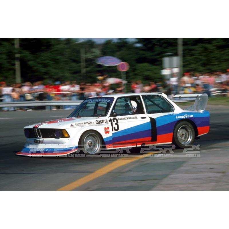 Bmw 320: Racer Sideways BMW 320 GR.5 BMW Junior Team DRM 1977 No.13