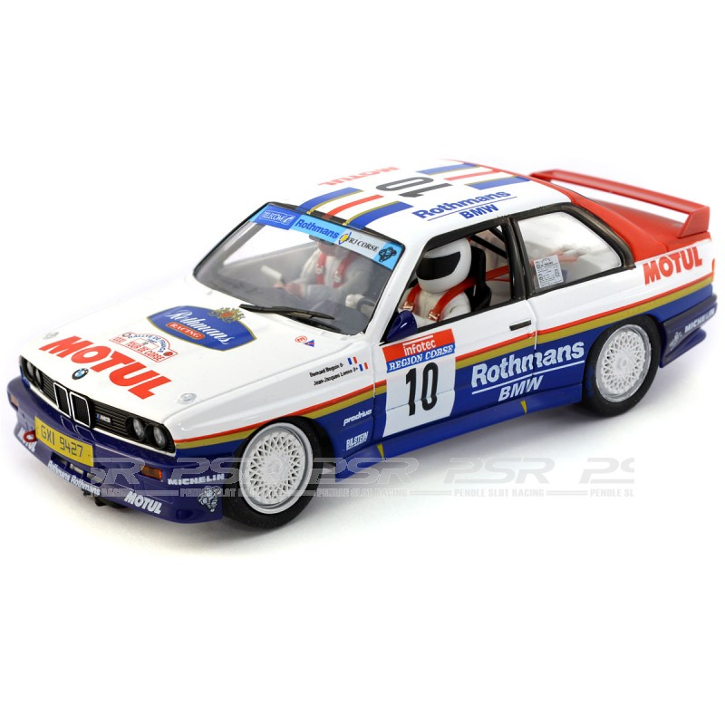 Slotwings BMW M3 E30 Tour De Course 1987 (W03801