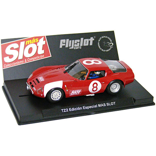 Fly Alfa Romeo TZ2 Mas Slot Special Edition (F14301