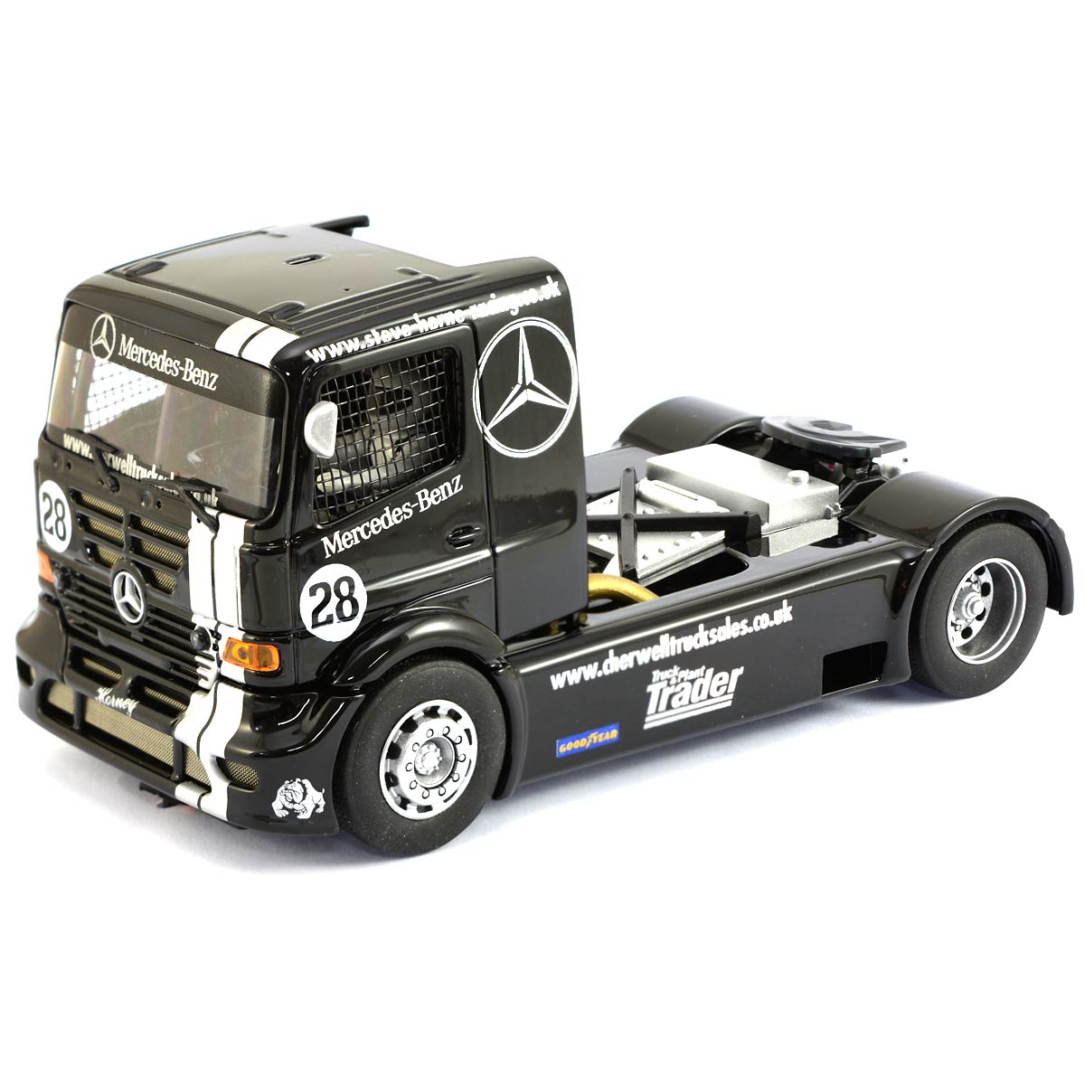 Fly mercedes benz atego barcelona truck gp 2008 f202105 for 2008 mercedes benz truck